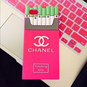 Accessories - iPhone 6/6s phone case cigarette